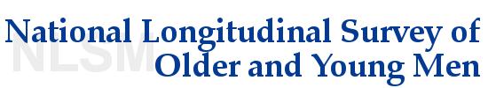 National Longitudinal Survey of Older and Young Men